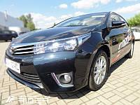 Молдинги дверей Toyota Corolla