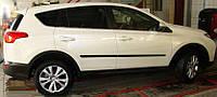 Молдинги дверей Toyota RAV4