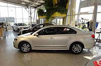 Молдинги дверей Volkswagen Jetta