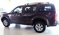 Молдинги дверей Nissan Pathfinder