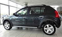 Молдинги дверей Renault Sandero