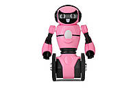 Робот на радиоуправлении WL Toys F1 с гиростабилизацией (розовый), фото 1