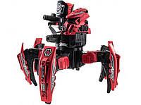 Робот-паук радиоуправляемый Keye Space Warrior с ракетами и лазером (красный), фото 1