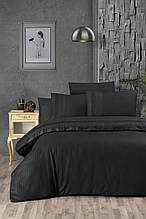 Комплект постільної білизни ранфорс de lux First Choice євро розмір Gala Beyaz
