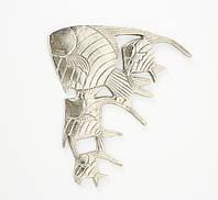 Настенный декор Рыбки W 30 см, L 2 см алюминий  1019882