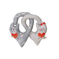 Декоративное изделие  «Парочка котов» 40см