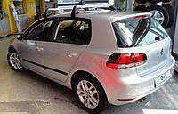Молдинги дверей VW Golf 6