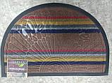 Коврик придверный Multicolor 40х60см светло-коричневый, фото 2