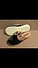 Тапочки Белста коричневые бант 37,38 размер