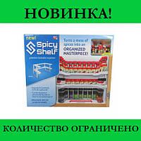 Полка-органайзер для специй Spicy Shelf! Распродажа