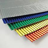 Гофрокартон цветной метализированный Princess, 5 цветов А4, Kite, фото 2