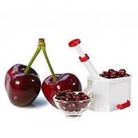 Машинка для удаления косточек вишни, черешни, оливок AMD Белая  (RZ078)