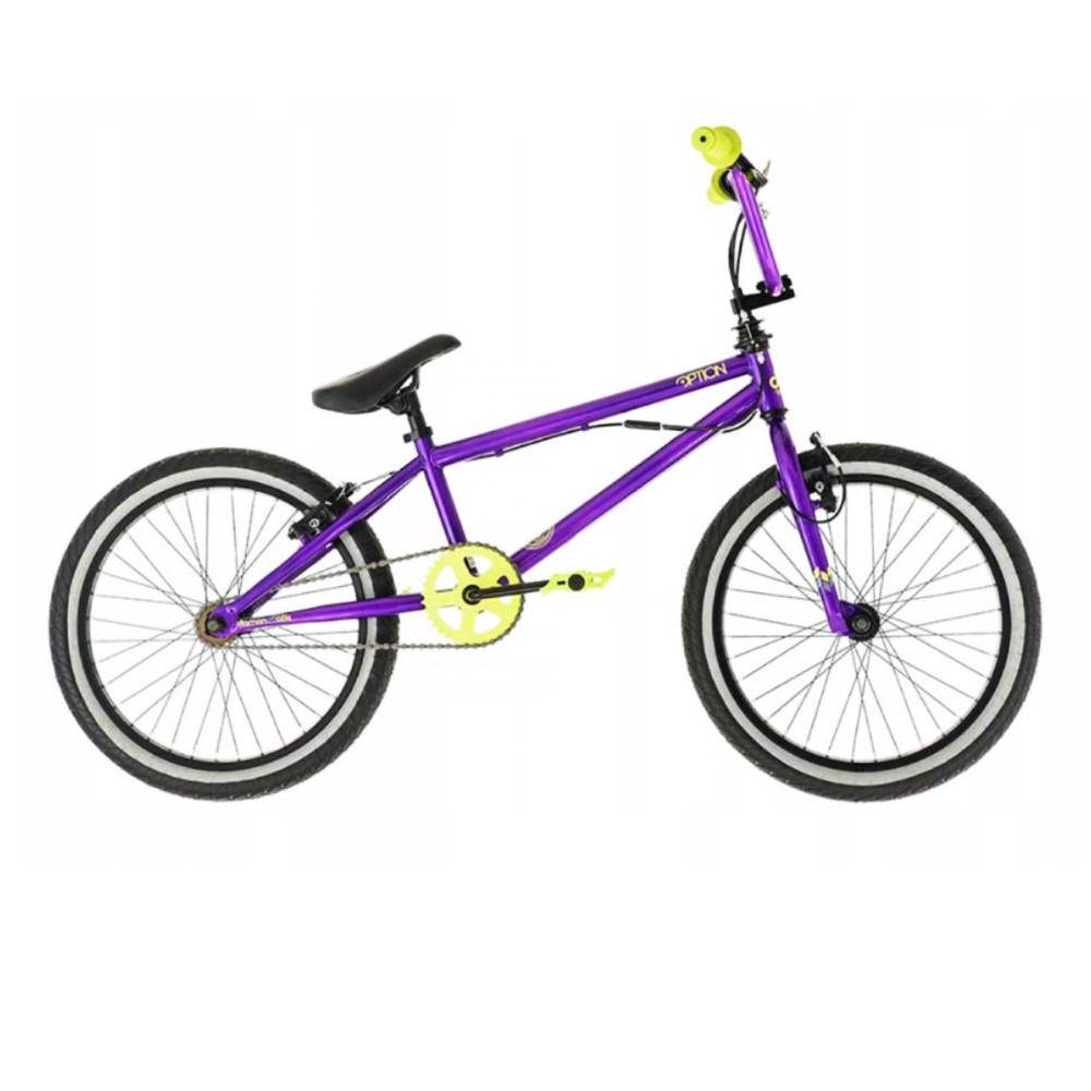 Велосипед BMX DIAMONDBACK OPTION 20/11 R (violet)