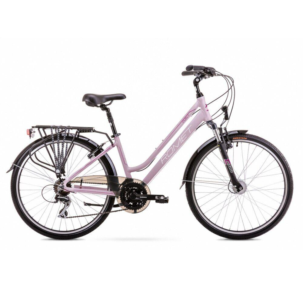 Велосипед ROMET 20 Gazela 2 White Pink 15S