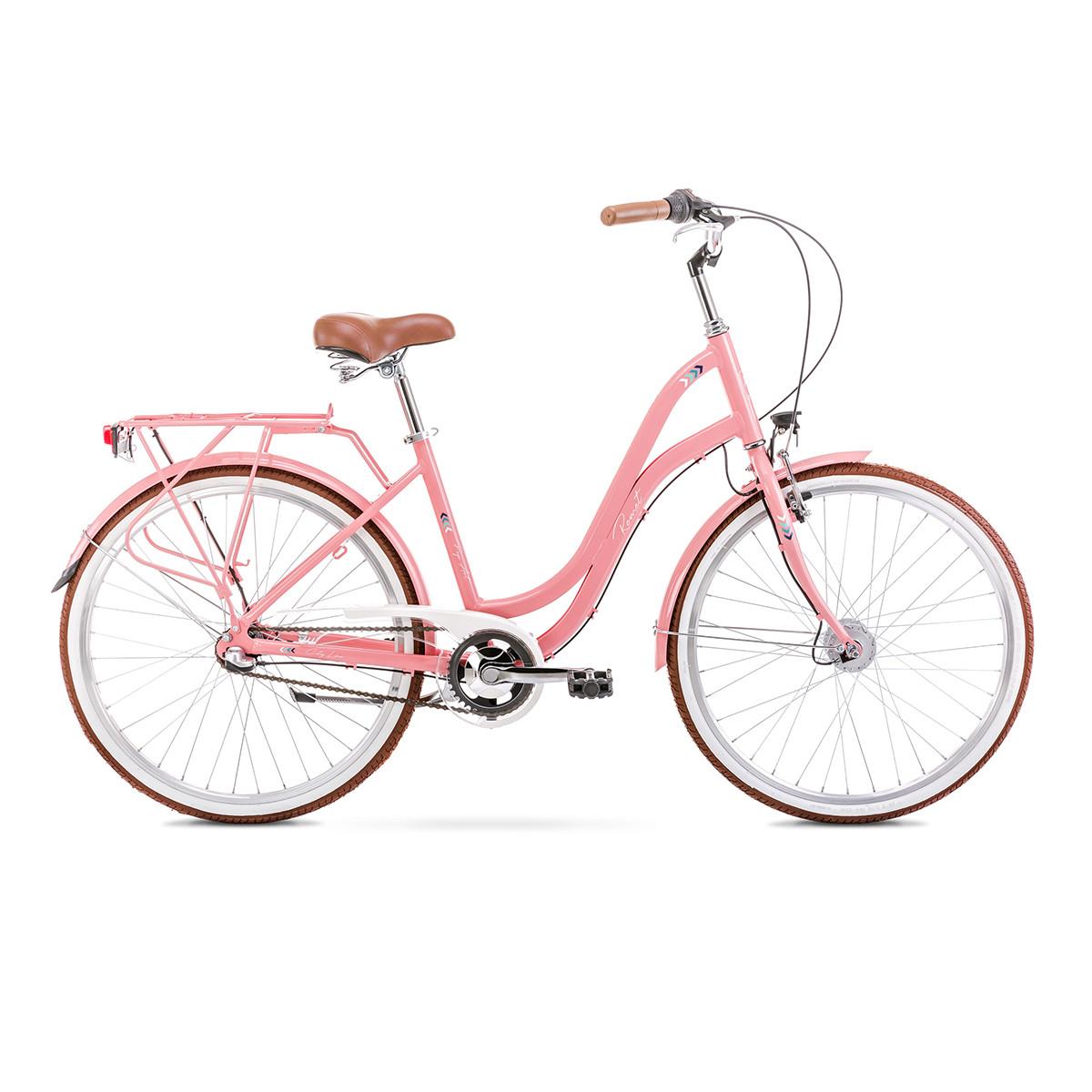Велосипед ROMET 20 Pop Art 26 Pink 17M