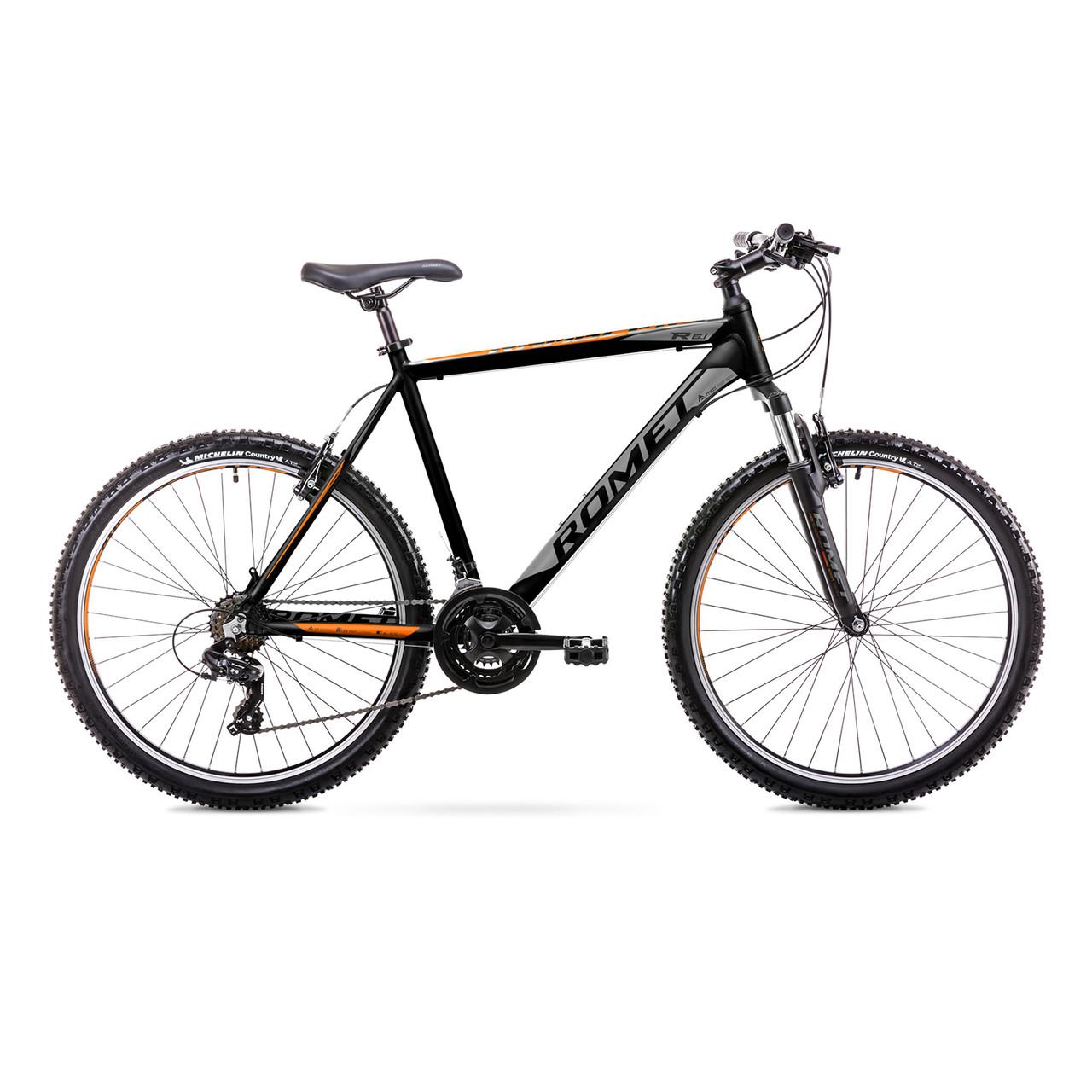 Велосипед ROMET 20 Rambler R6.1 grey 14 S