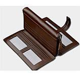 Мужские кошельки-клатчи с удобной ручкой, фото 3
