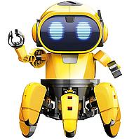 Интерактивный робот конструктор HG-715  (RZ124)
