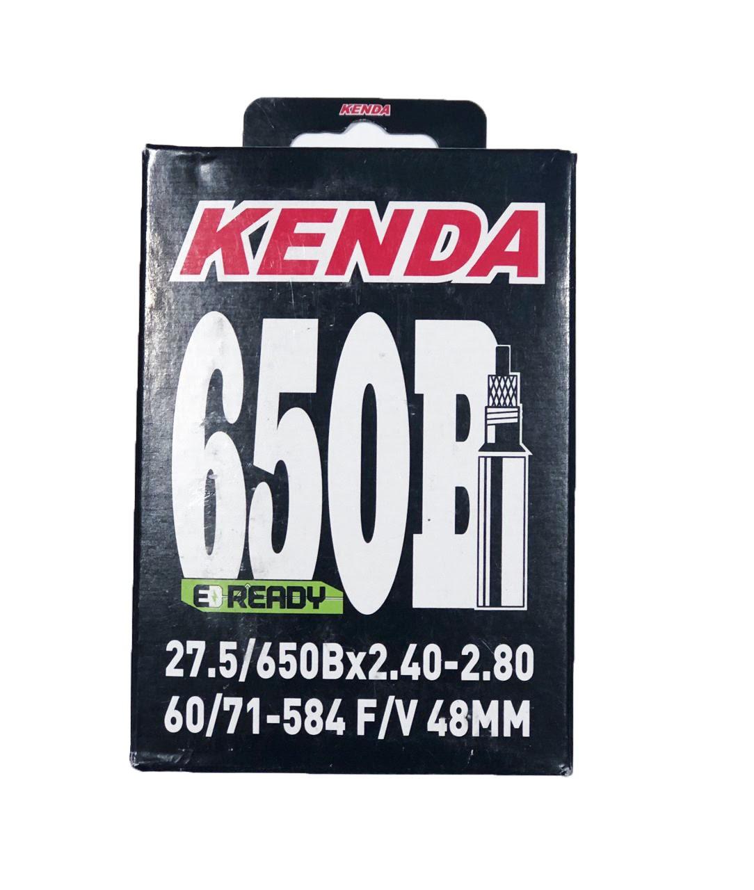 Камера KENDA 27.5/650Bx2.40-2.80, 60/71-584, F/V-48 mm