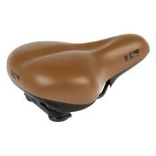 Велосипедне сідло M - WAVE Elast - L City, 265 x 200 mm, brown