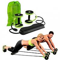 Тренажер Revoflex Xtreme для пресса рук ягодиц спины и всего тела c 6-ю уровнями тренировки сумка в комплекте