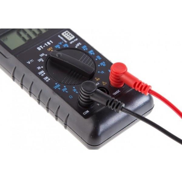 Мультиметр DT-181 цифровой тестр вольтиметр  (RZ294)