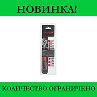 Набор инструментов DNIPRO-M ULTRA 12 шт.- Новинка