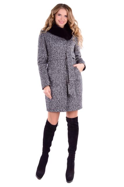женская зимняя верхняя одежда фото