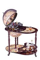 Глобус бар со столиком - Зодиак 81*51*91 см  42004N, фото 1