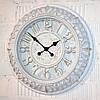 Настінний годинник White (50 см.)