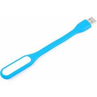 Лампа портативная Vaer USB LED LIGHT Blue  (RZ495)