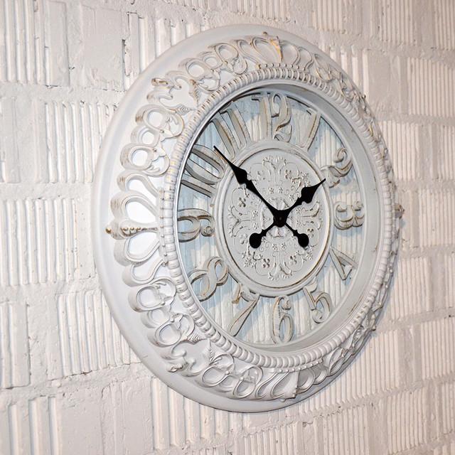 Бесшумные настенные часы (фото)