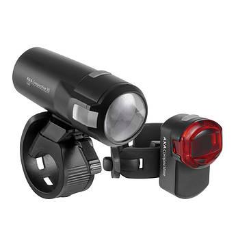 Комплект фонариков AXA Compact Line 35 Set Usb