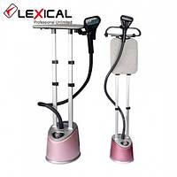 Вертикальный отпариватель для одежды Lexical LGR-1202 2000W, 4 уровня настройки пара  (RZ538), фото 1