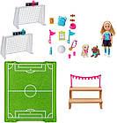 Игровой набор Барби Челси Игра в футбол, фото 2