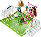 Игровой набор Барби Челси Игра в футбол, фото 6