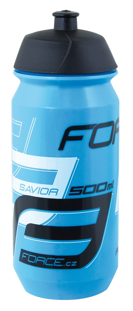 Фляга FORCE SAVIOR 0,5л. (blue/blk)