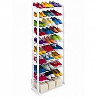 Полка для обуви amazing shoe rack на 30 пар  (RZ567)
