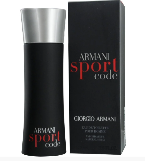 Тестер мужской Armani Code Sport