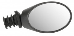 Зеркало M-WAVE Spy Oval, black