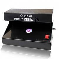 Портативный ультрафиолетовый детектор валют Money Detector 118АВ  (RZ592)