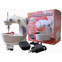 Портативная швейная машинка 4 в 1 Mini sewing machine TV  (RZ597)