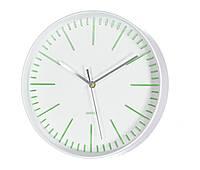 Настенные часы белый пластик d30см  3869600, фото 1