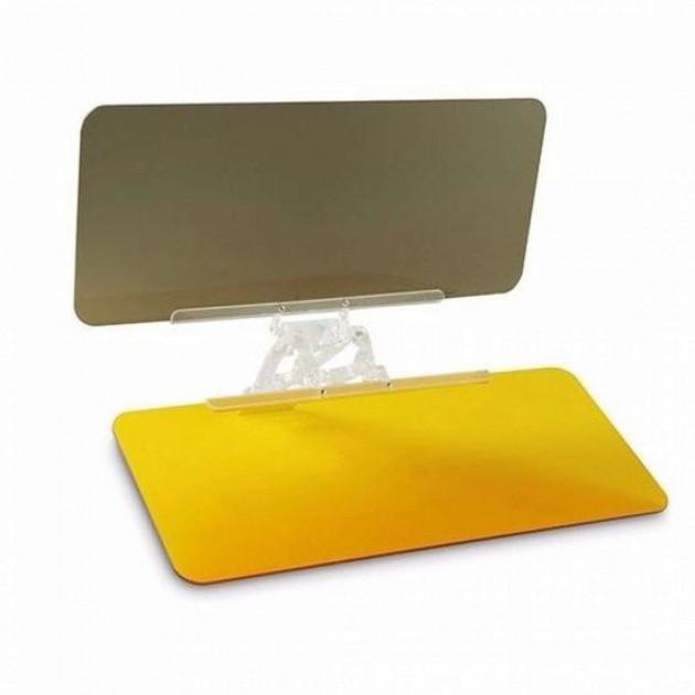 Солнцезащитный козырек для автомобиля с антибликовым покрытием HD Vision Visor  (RZ652)