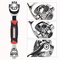 Универсальный ключ вращение 360 градусов Universal Wrench 48в1  (RZ670), фото 1