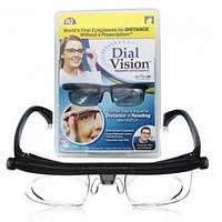 Очки лупа с индивидуальной регулировкой линз Dial Vision  (RZ675)