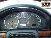 Кольца в щиток приборов Audi A4 B5