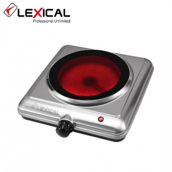 Электрическая плита стеклокерамика LEXICAL LHP-2703 1500 Вт  (RZ709)