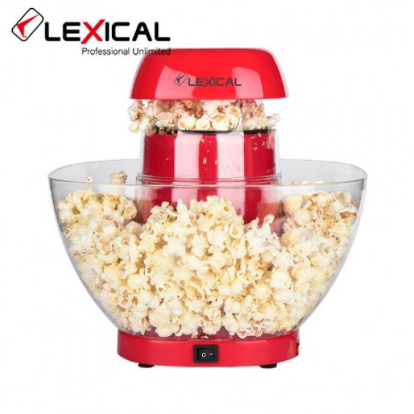 Аппарат для приготовления попкорна LEXICAL LPO-3502 1200 Вт Попкорница 4.5л  (RZ715)