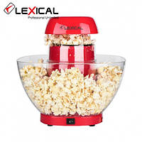 Аппарат для приготовления попкорна LEXICAL LPO-3502 1200 Вт Попкорница 4.5л  (RZ715), фото 1